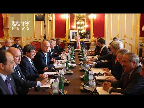 Timeline:  Syria Peace Talks fail to reach political solution