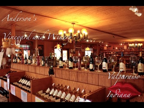 Valparasio Anderson's Winery | Indiana | Travel Destinations | Places to Visit