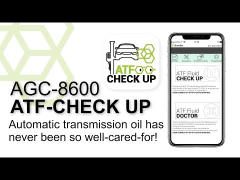 Brain Bee - AGC 8600 ATF check up