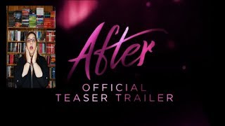 Teaser Trailer film di After - #Reaction #Lamiaopinione