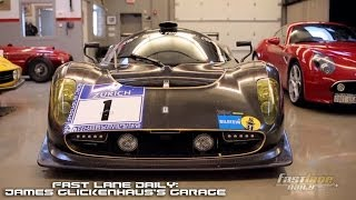 James Glickenhaus Garage, P4/5 Competizione EXCLUSIVE - Fast Lane Daily