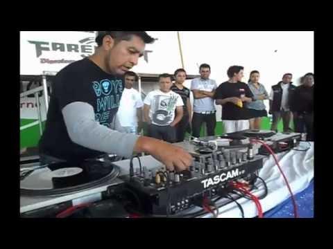 DJS 13 EXPO JORGE MENDOZA HIGH ENERGY