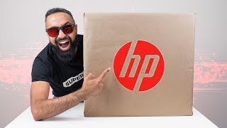 OMEN by HP Gaming Desktop Unboxing (880-172na)