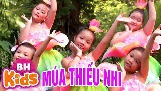 Múa Thiếu Nhi Mầm Non ♫ Bướm Hoa