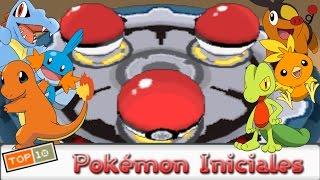 Top 10: Mejores Pokémon Iniciales