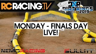 DXR Dirt Kings 2019 - Monday - FINALS DAY-  LIVE!