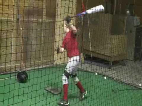 Baseball Hitting drills to help you keep your head down and eye on the ball