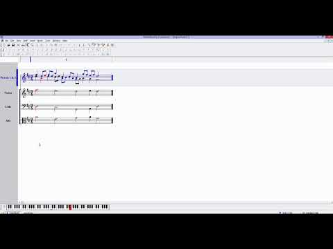 Noteworthy Composer   Tuto partie 5   http://www.xavierravel.com