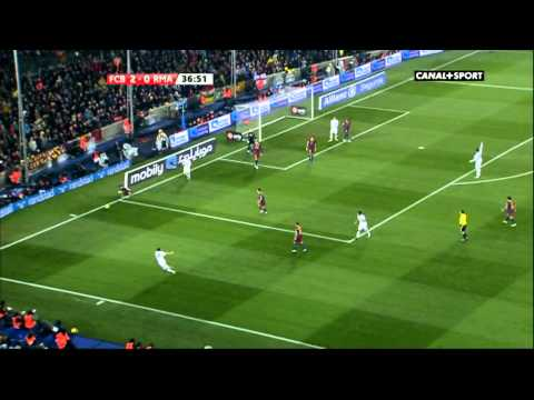 Barca Real 5-0 Canal Plus Sport video