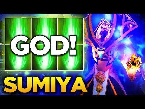 Sumiya Invoker God! Wombo Combo Master 7300+ Invo Games - Dota 2