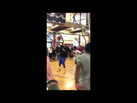 Kyrie Irving Pick Up-Montclair State University 2013