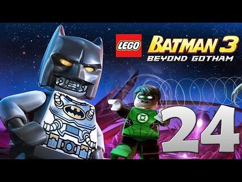 Zagrajmy w LEGO Batman 3: Poza Gotham odc.24 Batcielak i Niedźwiedź Polarny