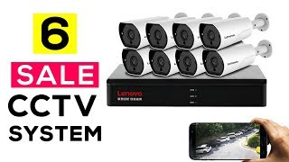 6 Best CCTV Security System To Buy | Surveillance System