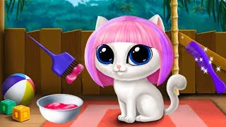 Animals Care Cute and Hair Styling Games For Kids – Fun Baby Animal Hair Salon 2 Toddlers Games