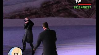 Gta sa Myth N1 The serial killer.