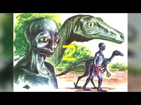 6 САМЫХ ЗАГАДОЧНЫХ СУЩЕСТВ СНЯТЫХ НА КАМЕРУ.Слендермен,Ящероподобное существо