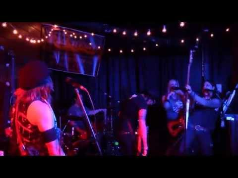 Alice Cooper Dan McGuinness Irish Pub Nashville TN 10/15/2014 Part 1