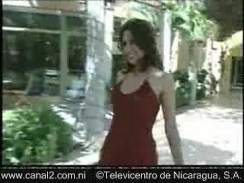 Miss Nicaragua 2008. Thelma Rodriguez
