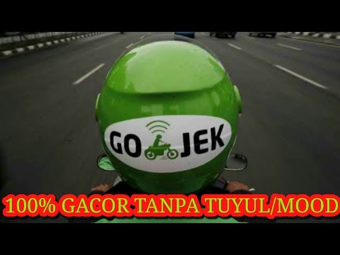 Cara Agar Akun Gojek Driver Kita Gacor Tanpa Tuyul,Mood,anti performa 100% Ori