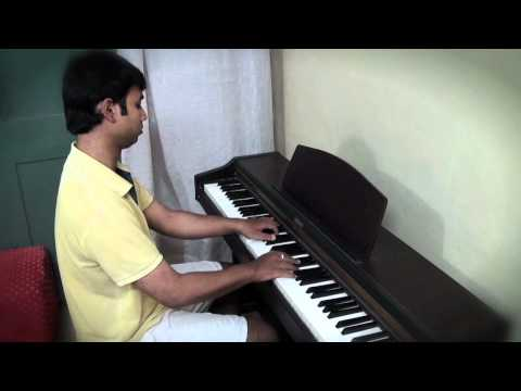 Lag ja Gale Piano Cover by Chetan Ghodeshwar...