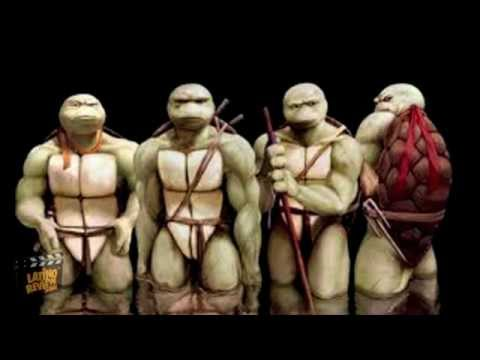 The New TMNT/TAINT Film Script Read and Fan Edited by Latino-Review