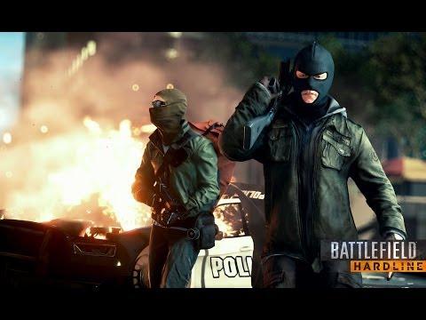 Battlefield Hardline: трейлер мультиплеера