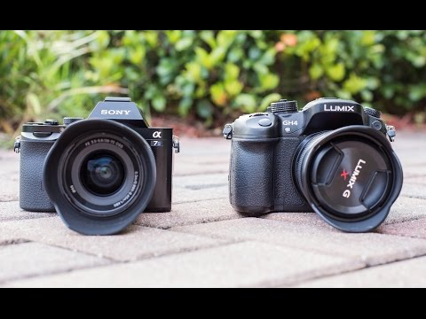 Panasonic GH4 vs Sony A7s Review - 4k vs ISO