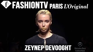 Z. By Zeynep Devooght Spring/Summer 2015 | Istanbul Fashion Week | FashionTV