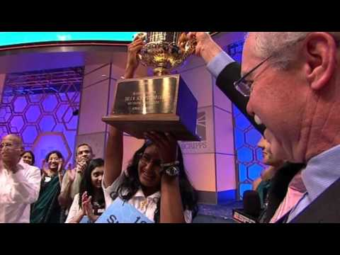Snigdha Nandipati wins National Spelling Bee