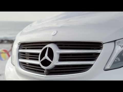 Mercedes-Benz V250 BlueTEC AVANTGARDE Design Review | AutoMotoTV