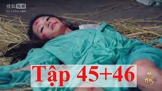 Sở Kiều Truyện Tập 45+46: Sở Kiều tức giận giết Vũ Văn Hoài, Nguyên Thuần bị cưỡng hiếp