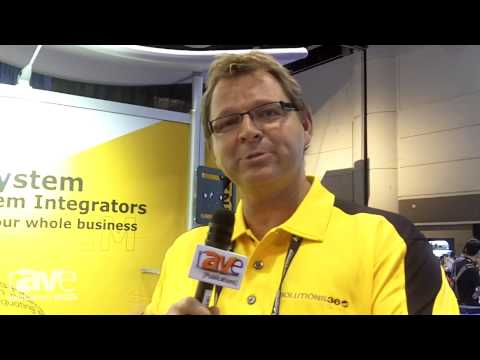 InfoComm 2015: Solutions360 Discusses Business Management Solution