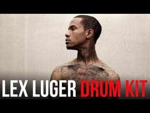 Lex Luger Drum Kit FREE DOWNLOAD 198mb + Hypersonic 2 VST Presets