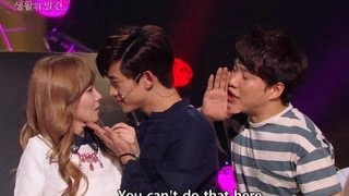 Download Lagu Discoveries in Life | 생활의 발견 - with 2PM (Gag Concert / 2013.06.08) Gratis STAFABAND