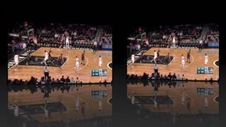 Different Angle – Behind Kenny Atkinson yelling at Jeremy Lin on Dec  22 Nets vs  Worriers