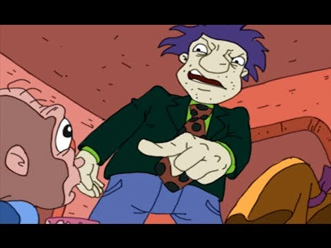 El Episodio Perdido De Rugrats video