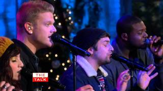 Pentatonix 34 Carol Of The Bells 34 Live On The Talk