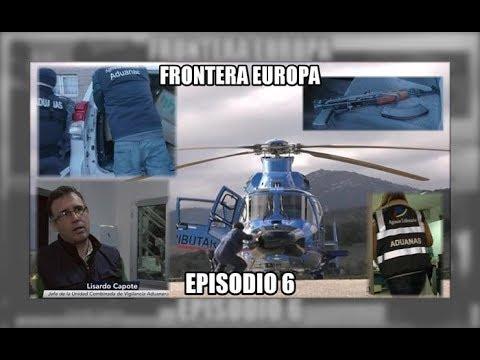 Control de Aduanas, Frontera Europa 6 - Aduanas SVA
