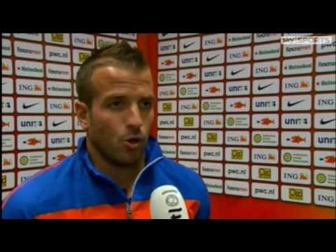 Tottenham Sign Rafael Van der Vaart in For £8 Million (02-09-10)