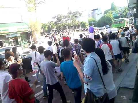 Gays&lesbians Korean Rally At Hongde~honggik 2013 video