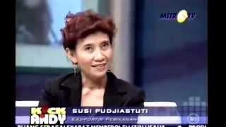Download Lagu Susi Pudjiastuti Pengusaha yang menjadi Mentri, Lulusan SMP di KICK ANDY Gratis STAFABAND