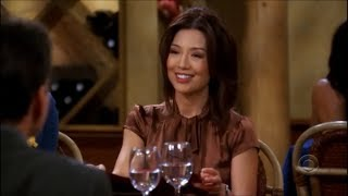 Two and a Half Men - Charlie's Age Appropriate Date [HD]