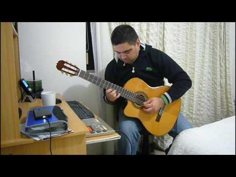 Kiwi latin acoustic guitar - Dulce Libertad