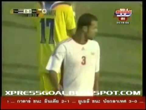 Oman vs Thailand (1-1) All Goals Full Highlights 9.11.2010 Asian Games Men's Football
