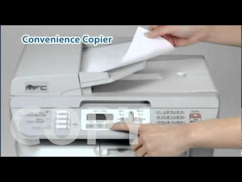 scan to pdf from brother mfc 7340