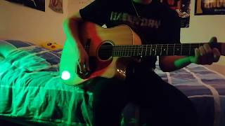 Arctic Monkeys - Piledriver Waltz (cover)