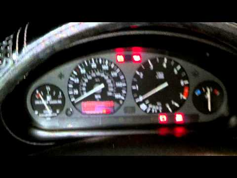 How to check engine code on 91-95 e36 BMW