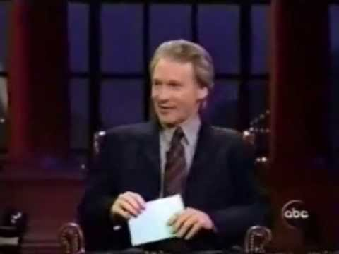 Politically Incorrect with Bill Maher (2001-05-28)