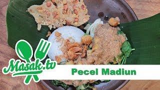 Pecel Madiun | Resep #141