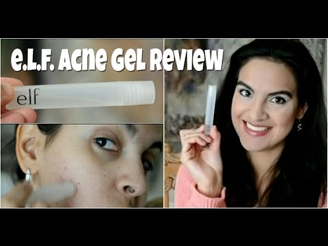 e.l.f. Acne Fighting Spot Gel with Aloe Review